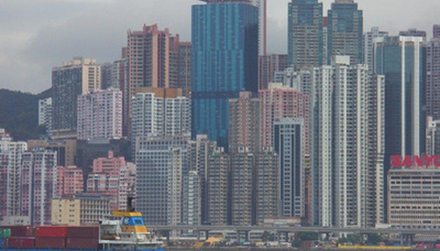 Anyone can set up a company in Hong Kong.
