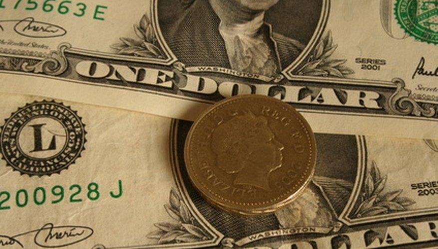 Los tipos de cambio fijos son fijados por los gobiernos.