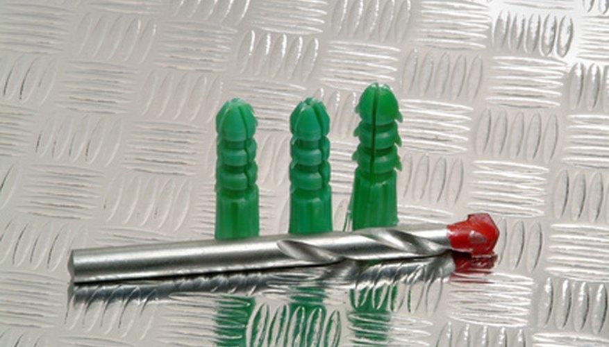 Los bujes de goma son usados para reducir la vibración y aminorar los impactos.