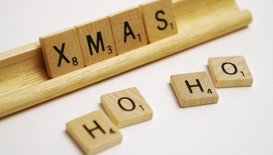Juegos de la fiesta de Navidad.