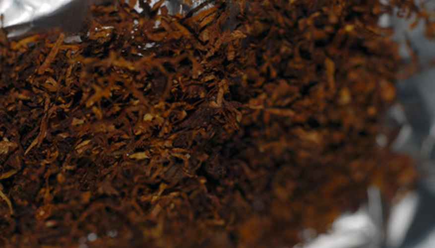 Tobacco needs to be stored correctly to stay fresh.
