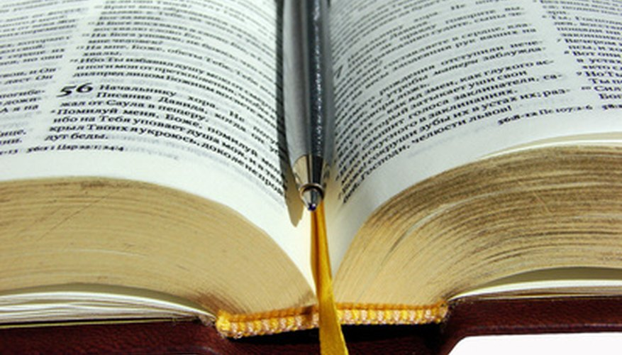 Crea actividades para niños basadas en la Biblia.