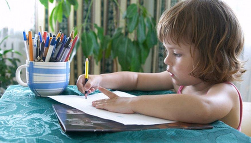 El nivel preescolar es la introducción al mundo de la educación.