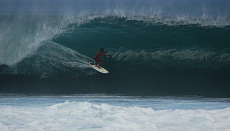 Hang Ten es un movimiento surfista.
