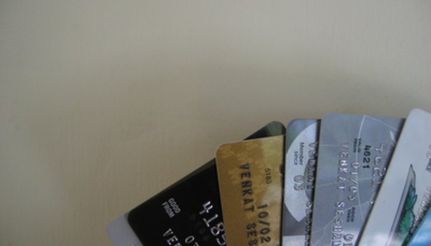 Credit card use is regulated by a number of restrictions.