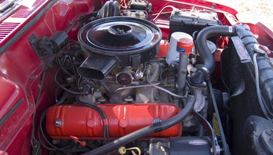 american v8 engine