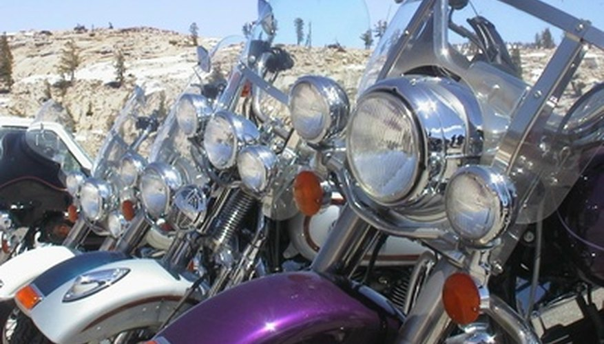 Harley-Davidson vende 32 modelos para 2011.