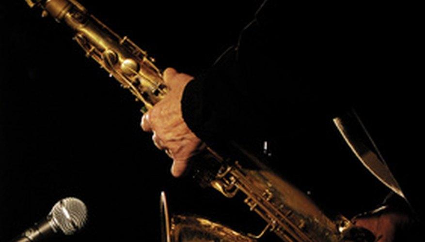 El jazz se desarrolló como una mezcla de ritmos africanos e instrumentos occidentales.