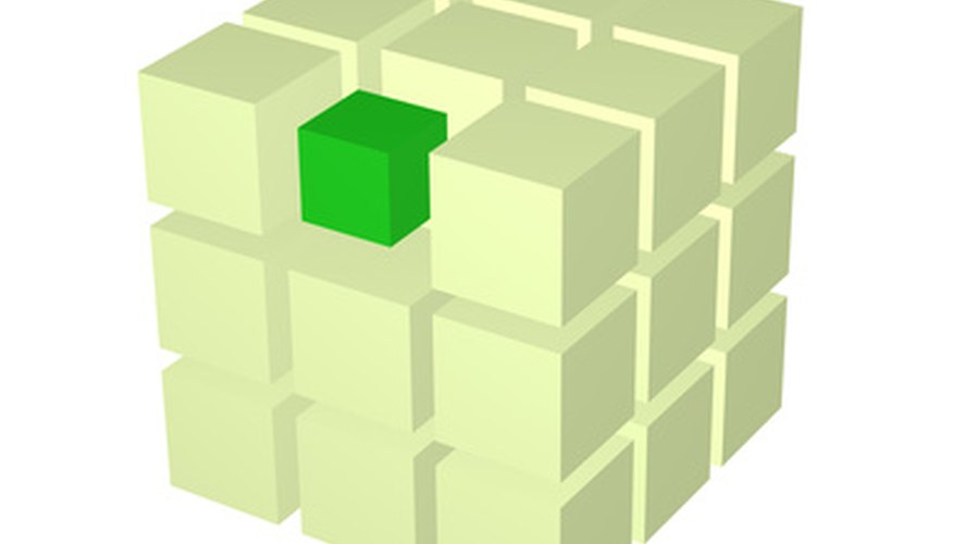 The green square is an edge piece and can never be placed in a corner of the cube.