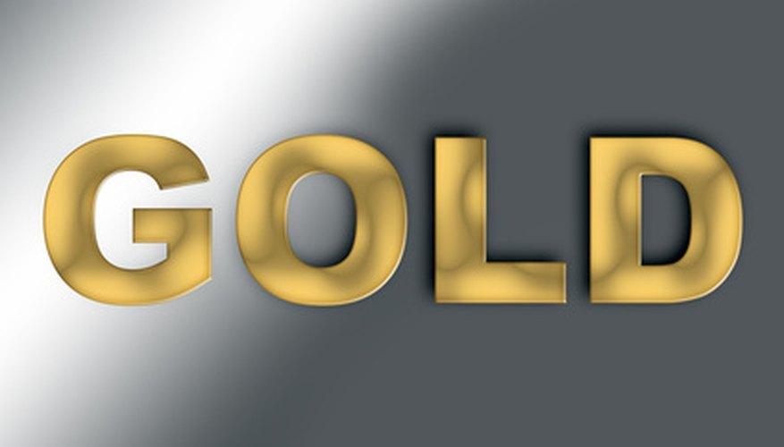El patrón oro sirve para segurar el valor de una moneda.