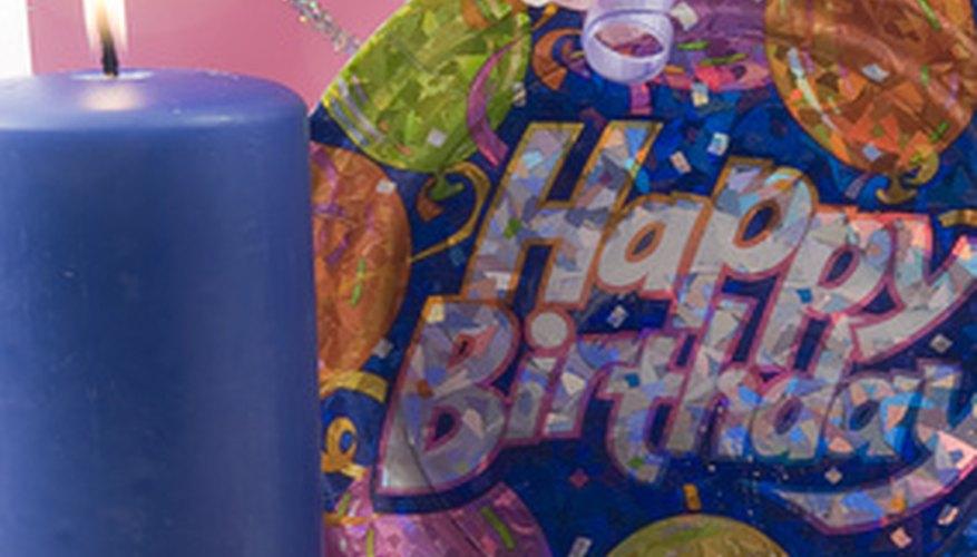 Una fiesta de 18 años debe ser divertida, emocionante y adulta.