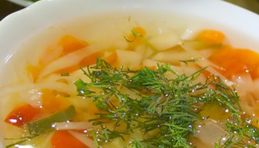 Several Successful Soup Businesses Started From A Home Kitchen Good Looking