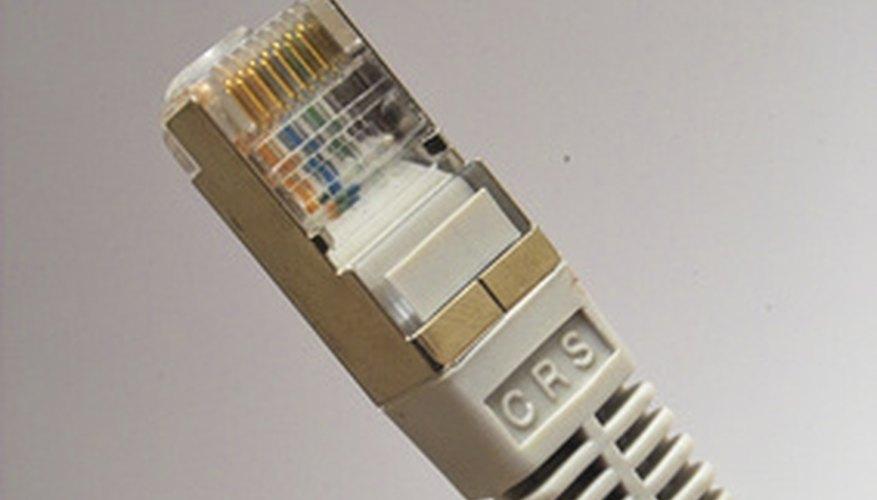 Las conexiones inalámbricas quitan la necesidad de conectar varios cables Ethernet a la oficina.