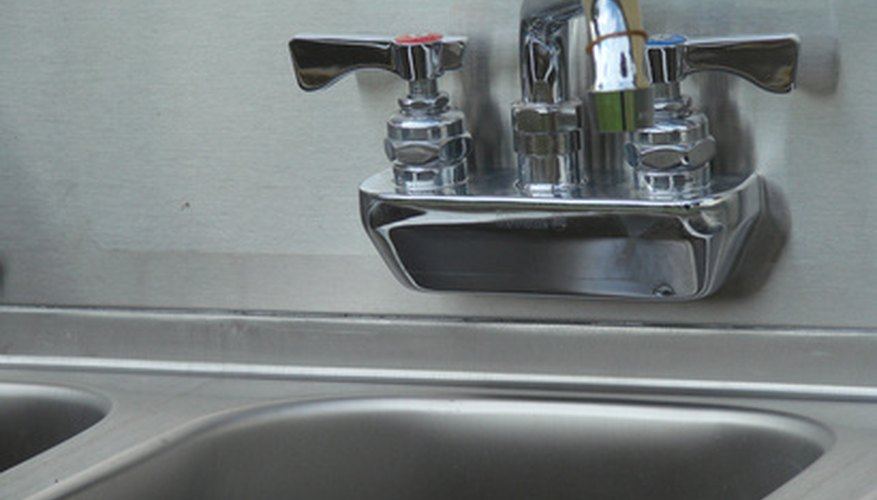 Water from the kitchen faucet can often benefit from filtration.