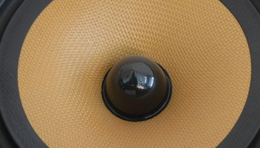 Es posible eliminar vibraciones no deseadas de un woofer.