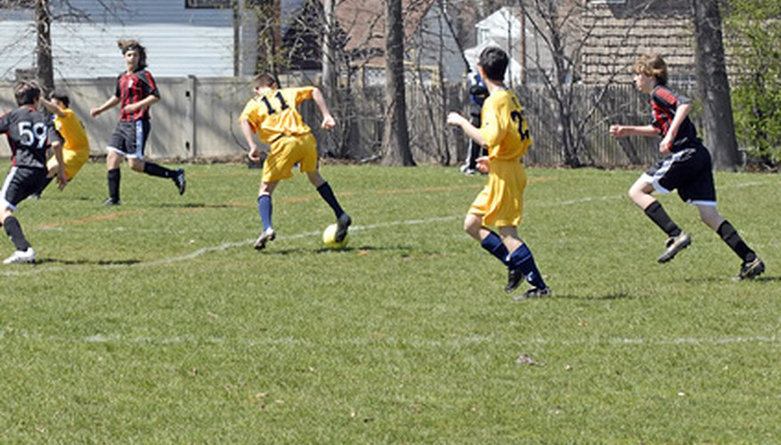 Los juegos atléticos pueden ser utilizados para fomentar los valores del trabajo en equipo.
