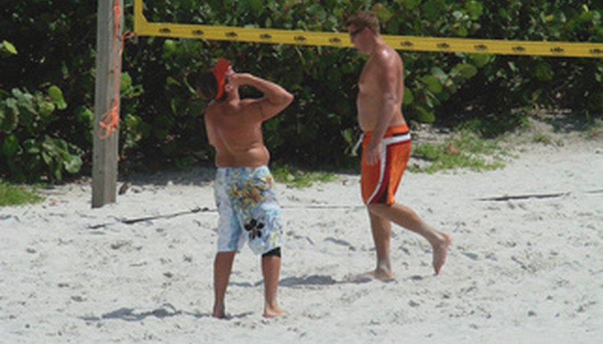 Players can spice up volleyball by stepping outside the traditional box.