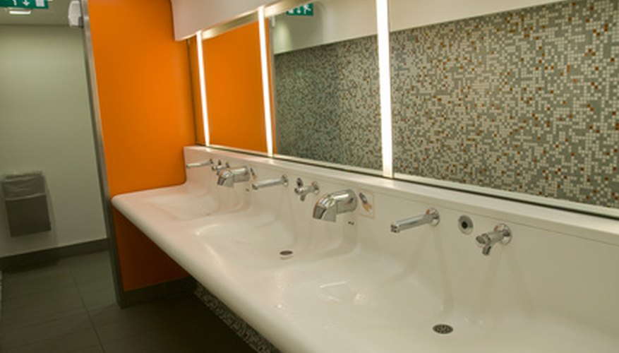 Requirements For Restaurant Bathrooms Bizfluent