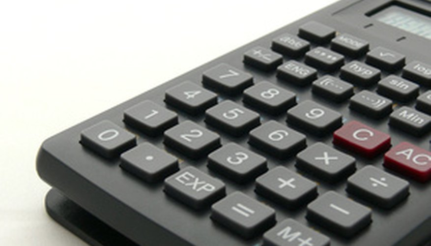 A calculator can assist in computing interest.