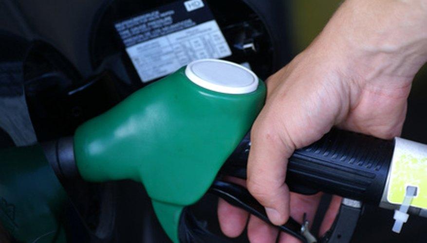 Los sensores de oxígeno miden la cantidad de oxígeno que hay en el combustible.