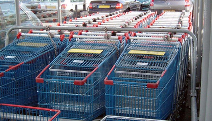 Principios de administración para un supermercado.