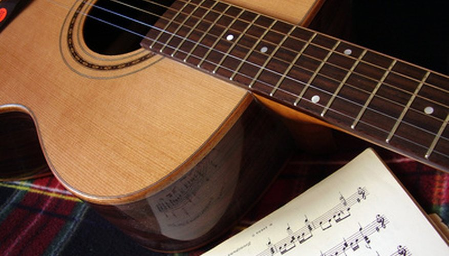 Guitar tabs makes learning new songs on the guitar faster and easier!