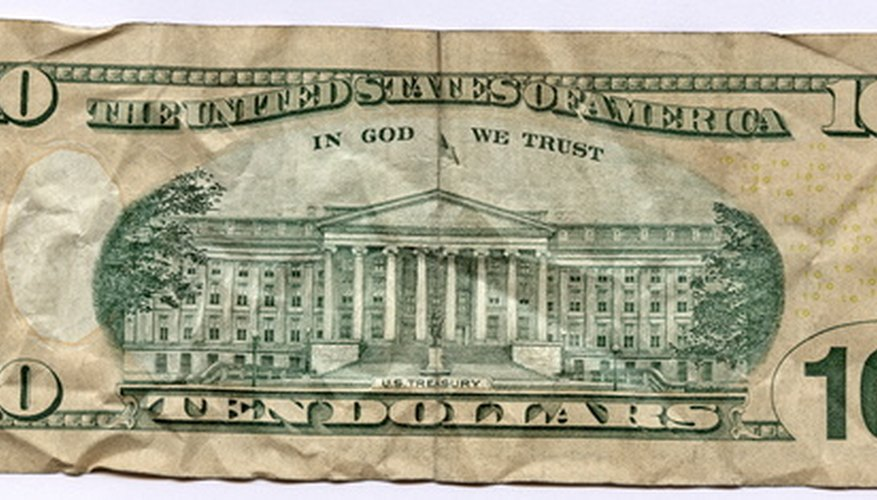 Although paper money cannot be completely restored, basic cleaning is possible.