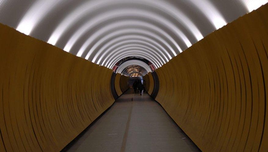Los túneles de viento se usan para determinar la aerodinamia de los objetos.