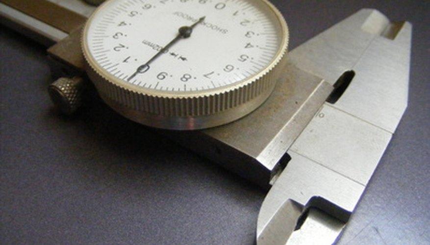 Importancia de los calibradores en el mecanizado CNC.