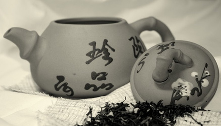 Tea is likely China's most famous plant