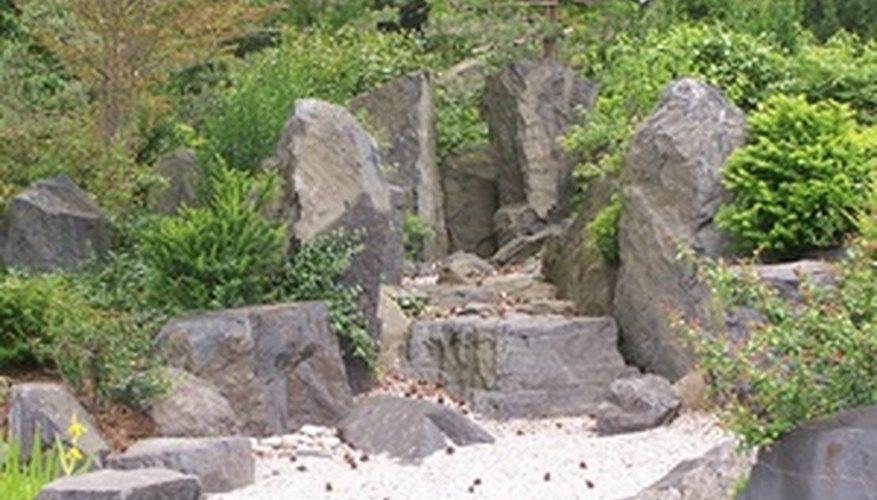 Oriental Rock Garden Landscaping Ideas | Garden Guides