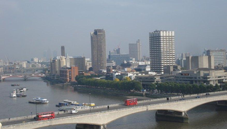 Londres tiene muchas actividades para los adolescentes.