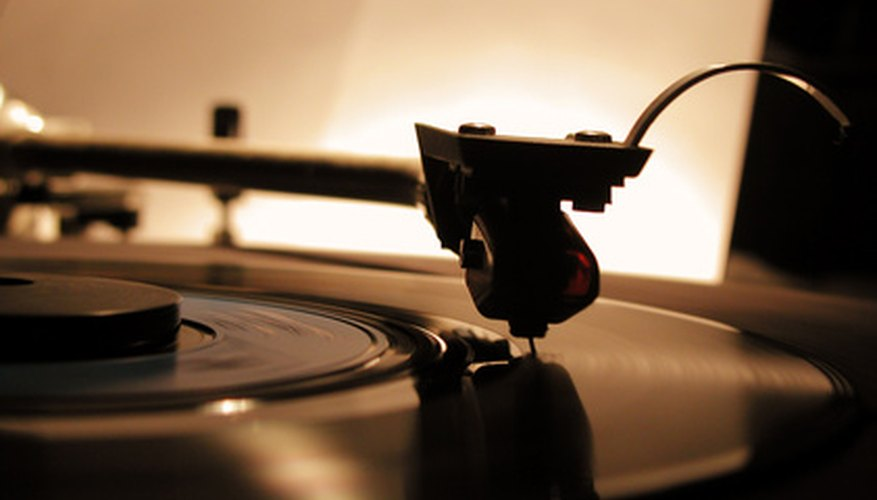 Smaller grooves proved critical in making long-playing records viable.