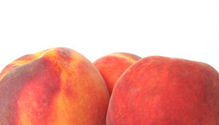 Grow juicy peaches in South Carolina.