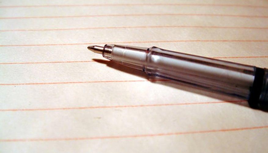 Un ensayo narrativo basado en una cita le da un enfoque a tu narración.