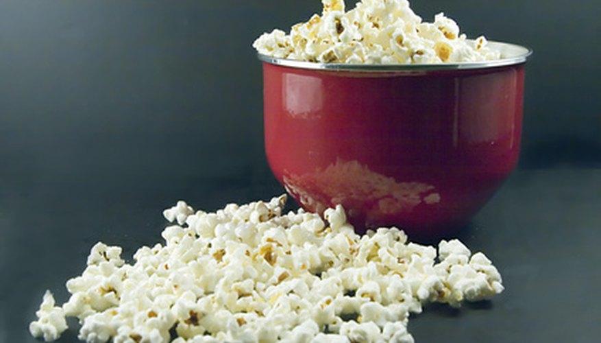 Las palomitas de maíz gourmet están un paso arriba de su contraparte de menor calidad.