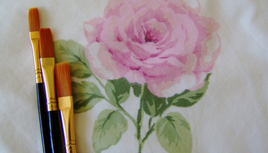 Flower Painting: Scale is Important