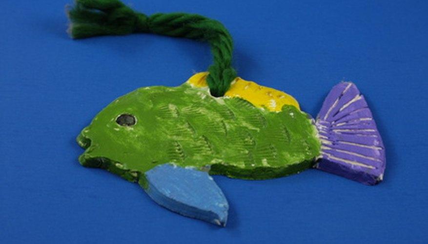 Para una aventura debajo del mar, crea tu propio acuario.