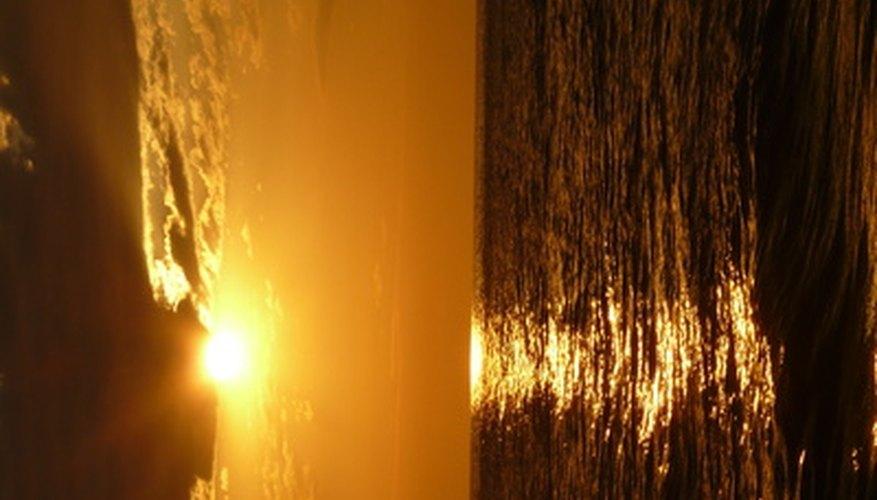 En Antártica hay sol las 24 horas desde octubre hasta febrero