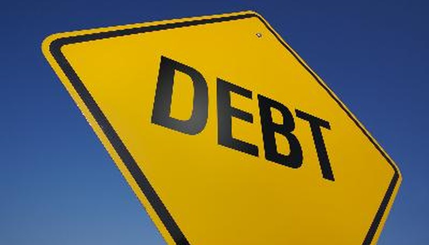 Bankruptcy can be used to eliminate certain types of debt.