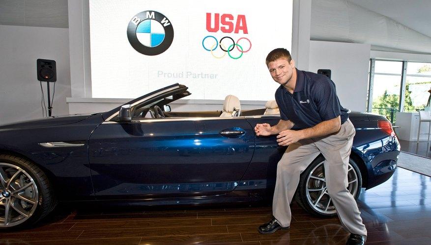 BMW Convertible.
