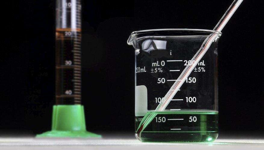 Liquids reach their vapor pressure when evaporation reaches an equilibrium.