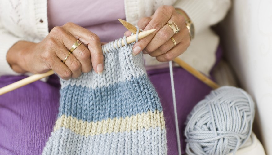 Different Ways To Cast Off In Knitting Our Pastimes