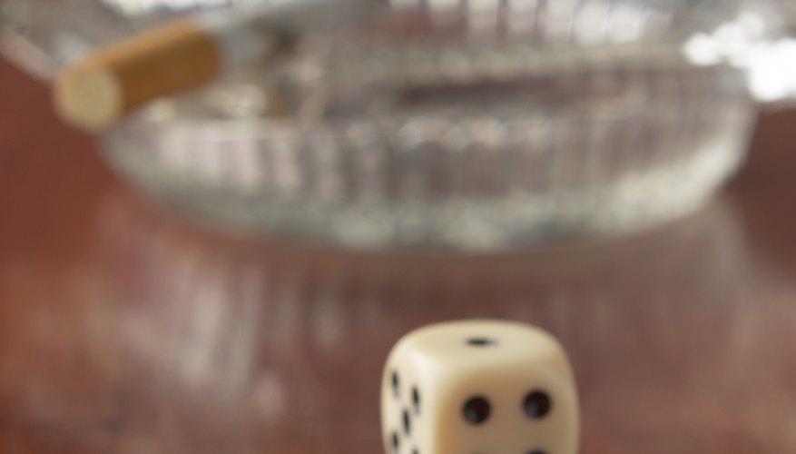 Expected value takes probability into account.