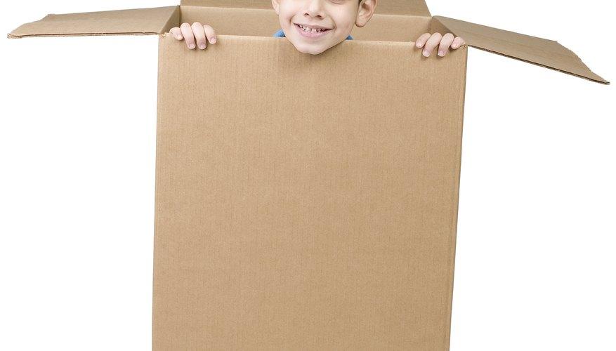 Crear las personas de cartón tú mismo te da el control absoluto sobre la creatividad del proyecto.