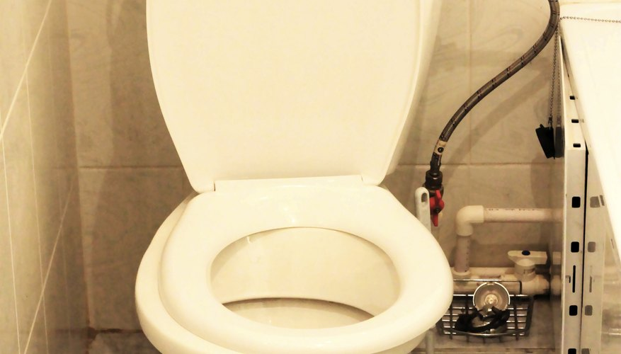 how to change a toilet seat