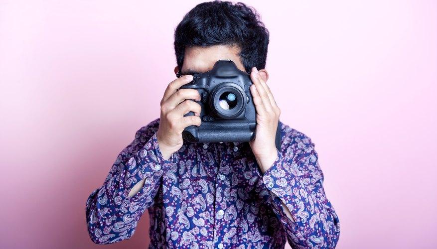 Si amas la fotografía, considera dedicarte profesionalmente a ella.