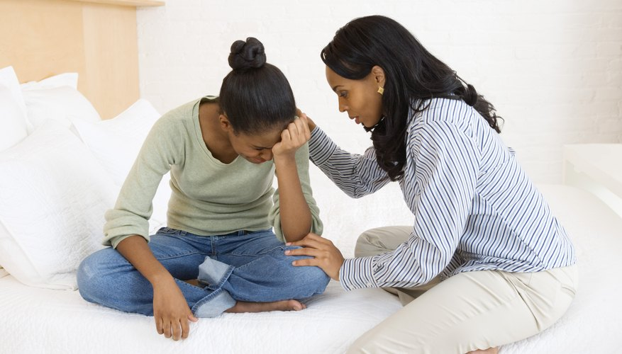 Teens often feel the pain of breakups more intensely than adults.
