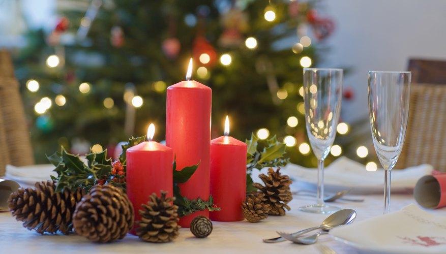 Cómo hacer dinero decorando hogares para Navidad.