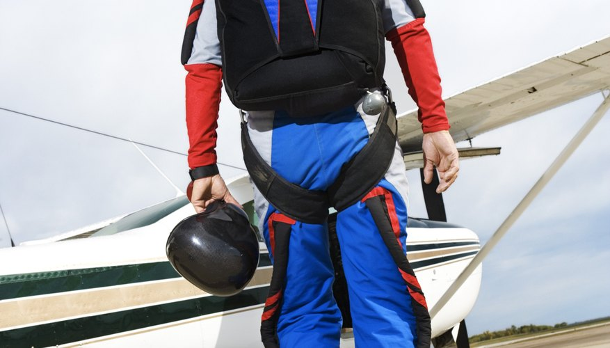 If you like to sky dive, it could make it hard to get life insurance.